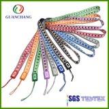 工厂定做间色织带挂绳工作证卡吊绳挂带多功能挂绳可大量批发