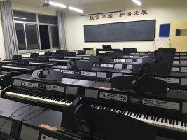 甘肃全省询价音乐电钢琴教室集体授课控制系统001