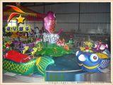 童星鲤鱼 公园新型游乐设备 国际认证
