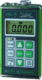 MX-5超聲波測厚儀,美國DAKOTA超聲波測厚儀,高精度超聲波測厚儀