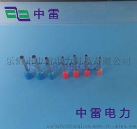 厂家直销E型端子E1008 欧式管型冷压端子 针形线鼻子批发