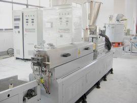 小批量生产或实验室专用MH-36塑料造粒机、塑料抽粒机