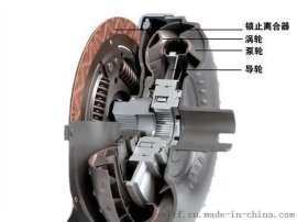 离合器、联轴器模型(铝制教学模型)