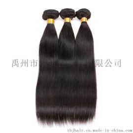 许昌瑞贝佳真人发欧美假发自然色发帘泡发直发一件代发8寸至28寸