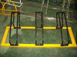 螺旋式不锈钢自行车停车架