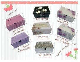 时尚**玻璃珠宝盒(BJY-JB0044-JB0050)