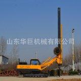 巨匠集團履帶式旋挖鑽機 15米方杆打樁機 大孔徑地基基礎樁工機械