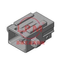 苏州汇成元电子现货供应JAE MX25002PN1    连接器