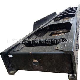 湖南省重汽车架副梁 株洲斯太尔王车架 车架二梁车架副车子图片