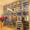 高端私人定制不锈钢恒温酒柜 不锈钢酒架 雪茄柜 展示柜 黄金柜