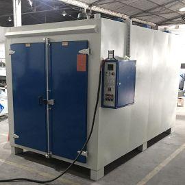 大型工业烘干箱,全自动烤箱干燥热风循环烘干箱
