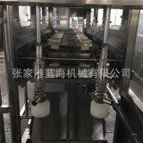 大桶礦泉水灌裝機 QGF-300桶大桶水灌裝生產線設備 藍海直銷