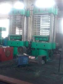 500吨PVC地板成型机,热板规格可定制。