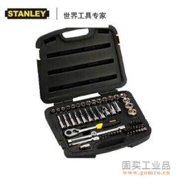Stanley史丹利58件12.5MM公制组套94-188-22汽车维修五金工具套装