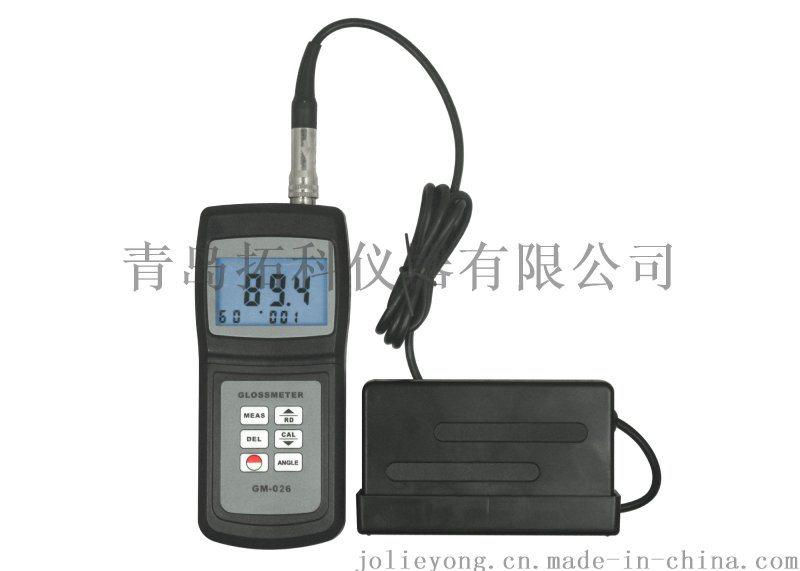 青島表面光澤度儀,石材表面光澤儀GM-06