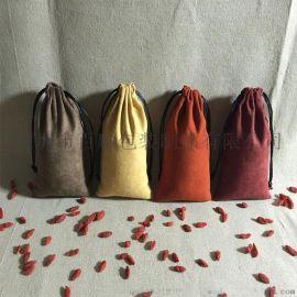 专业定制  工厂定做 棉麻抽绳束口袋 学生小布袋子 宿舍杂物收纳袋 零钱手机卫生棉包