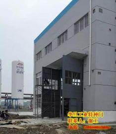 华旦**西污水处理厂钢木门 湖北化工厂钢木大门
