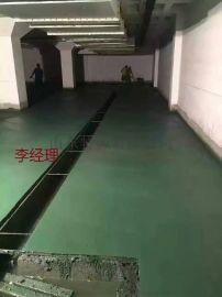 烟台芝罘厂房为什么做金刚砂耐磨地坪材料