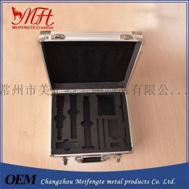 展会器材箱  铝合金箱 防水安全箱 铝合金仪器箱  仪器设备箱