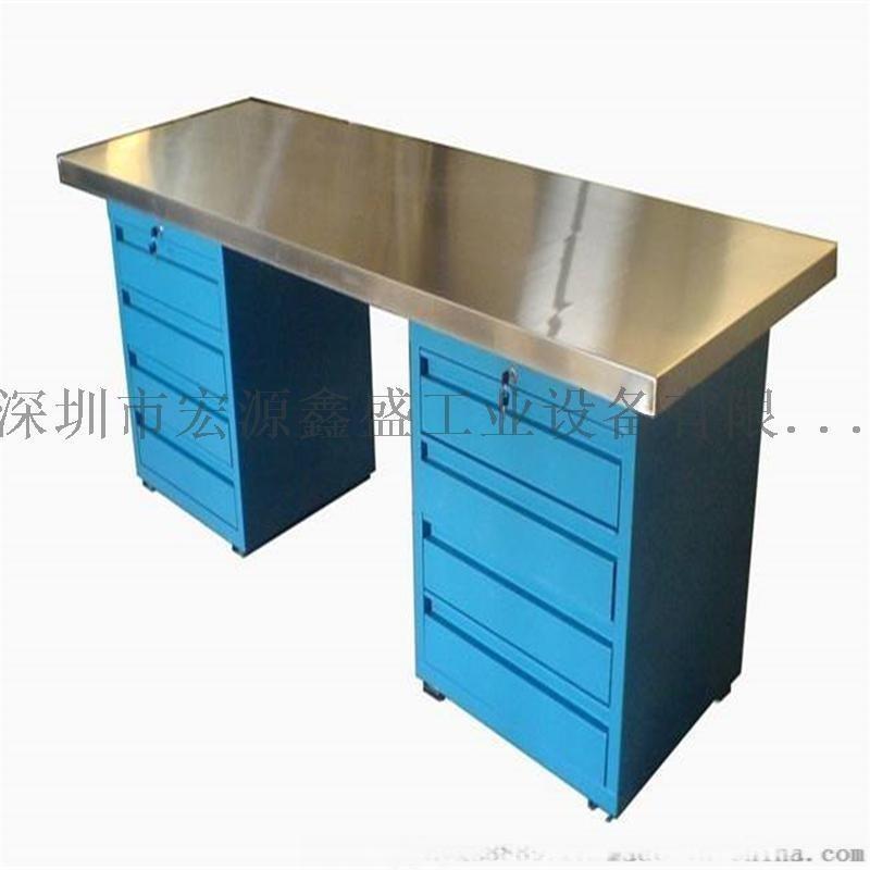 厂家直销轻型工作台复合板工作台榉木工
