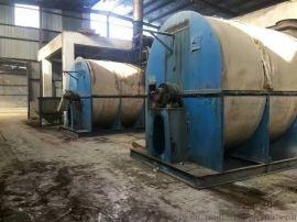 粮食,淀粉生产用二手400平方管束干燥机哪里**