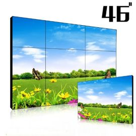 名扬视讯 三星46寸5.5mm拼缝液晶拼接单元电视墙