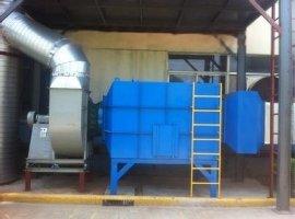 炼油厂车间臭味吸收净化设备