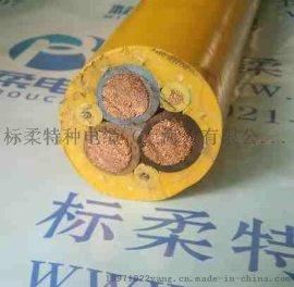 TPU护套电缆 聚氨酯特种电缆