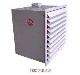 亚太风机车间  YTBZ低噪声方形壁式轴流风机