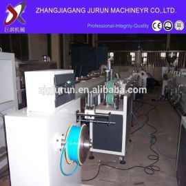 PU气动压力软管管材挤出生产线设备