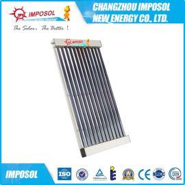 江蘇高品質太陽能熱水器,廠家直銷出口認證別墅太陽能集熱器
