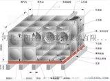 玻璃钢水箱 组合式玻璃钢SMC水箱 不锈钢水箱