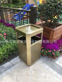 不锈钢户外垃圾筒 广场不锈钢造型垃圾桶定做