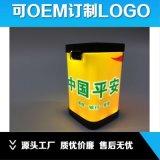 創意廣告燈箱移動電源鋁合金外殼Logo可定制