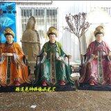 三霄娘娘神像圖 佛像翻新修復 送子娘娘奶奶神像