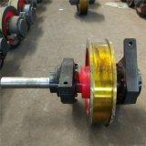 鑄造鍛造車輪 平車輪 礦山輪 軌道輪 出口材質車輪