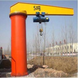 定柱式悬臂起吊|悬臂吊起重机
