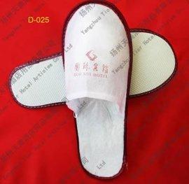 定制宾馆一次性拖鞋防滑 酒店客房用品居家待客家居儿童白拖鞋