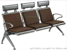 **不锈钢带头枕机场椅
