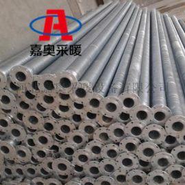 钢制翅片管对流暖气片/高频焊民用螺旋翅片散热器