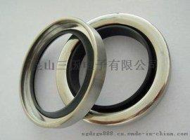 台湾SOG 台湾TTO PTFE不锈钢骨架油封