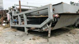 带式污泥脱水机,二手带式压滤机,有现货