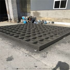 宏通铸造铸铁平台T型槽焊接平板铆焊试验检验平台