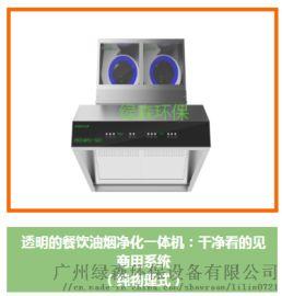 广州不锈钢一体式油烟净化器厂家