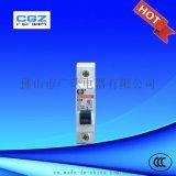 厂家直销高分断小型断路器GZ47 1P