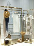 廣州哪余有棉麻品牌紫藤谷品牌女裝折扣店貨源