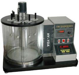 石油产品自动运动粘度测定器(HY-ZDND)