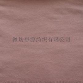 潍坊 32s精梳有机棉拉架平纹针织布 男女时装面料