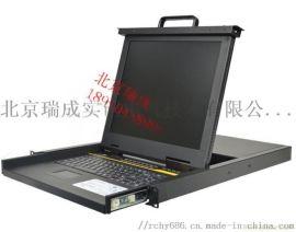 kvm切换器8口 USB机架式17英寸热键服务器用