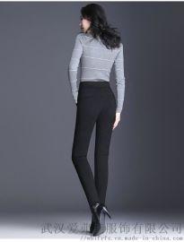 品牌女装尾货从哪进货芭贝秀冬装新款棉裤
